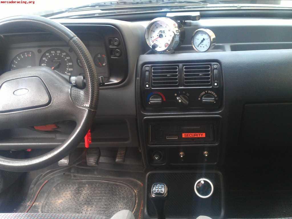vendo o cambio ford escort rs turbo fase2