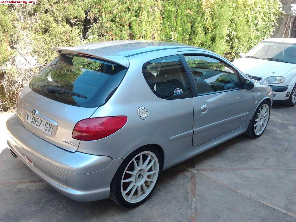 Peugeot Gt Edicion Limitada on Fia Gt Suspension