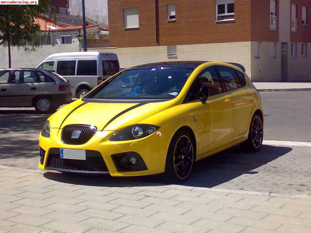 seat leon cupra 2008 con stage 2 tlr de 340cv y 49000km adm ofertas veh culos de calle. Black Bedroom Furniture Sets. Home Design Ideas