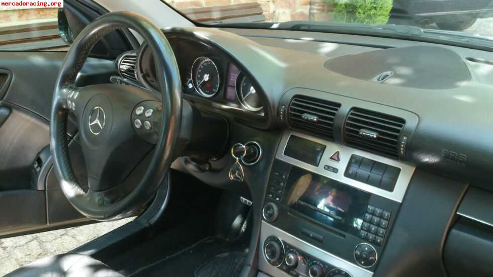 Mercedes Clase C Sport Coupe 220 Cdi