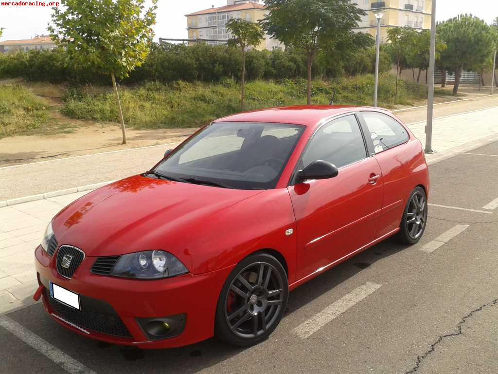 seat ibiza cupra tdi 160cv ofertas veh culos de calle. Black Bedroom Furniture Sets. Home Design Ideas