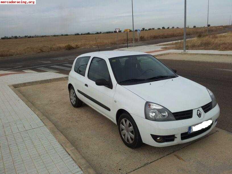 Vendo renault clio 1 5 dci 5 plazas 65cv 2008 impecable ofertas veh culos de calle - Clio 2008 5 puertas precio ...