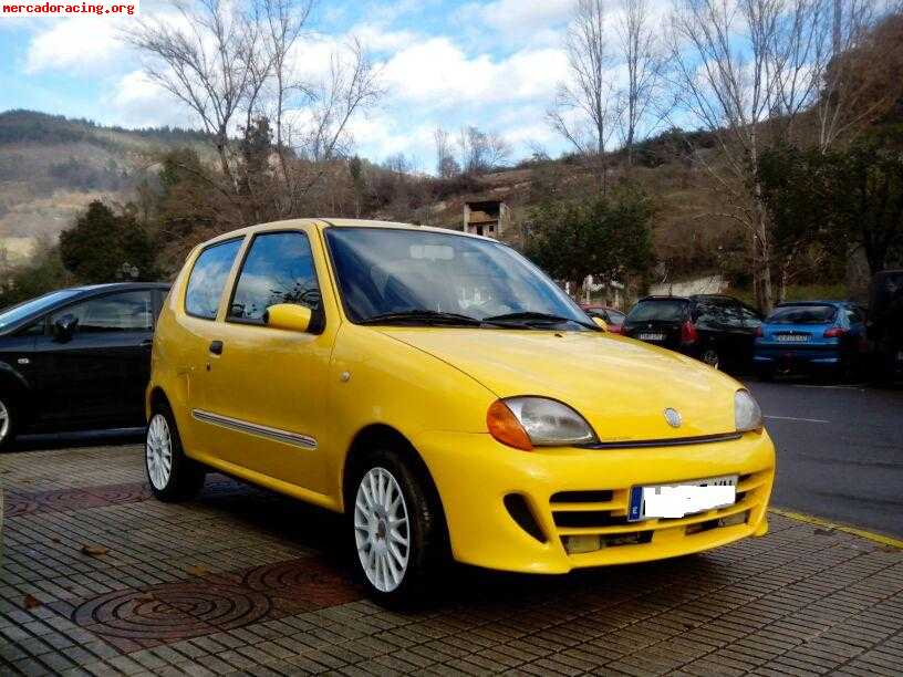 1998 fiat seicento sporting related infomation. Black Bedroom Furniture Sets. Home Design Ideas
