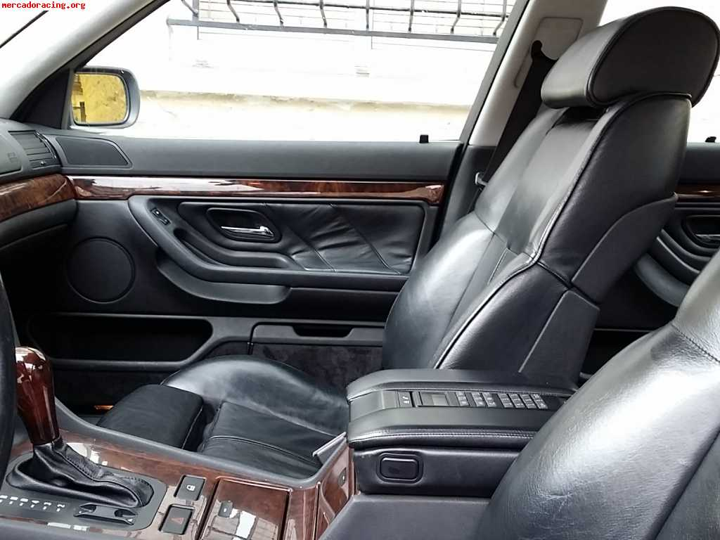 vendo o cambio bmw 740i e38 todos los extras llantas alpina ofertas veh culos de calle. Black Bedroom Furniture Sets. Home Design Ideas