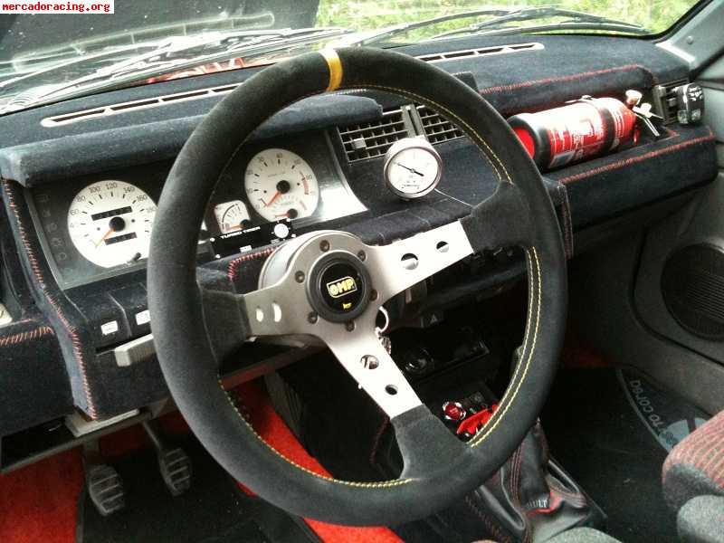 Renault 5 Gt Turbo Fase 2 De 1989 Negro