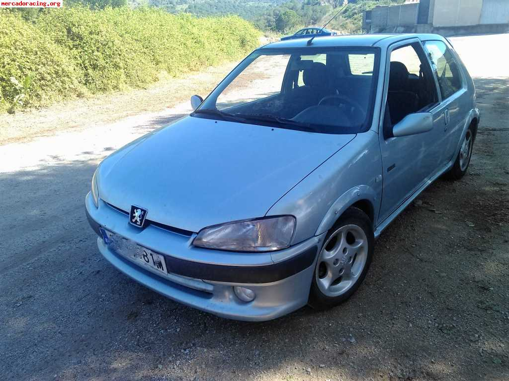peugeot 106 sport muy buen estado a o 2002 ofertas veh culos de calle. Black Bedroom Furniture Sets. Home Design Ideas