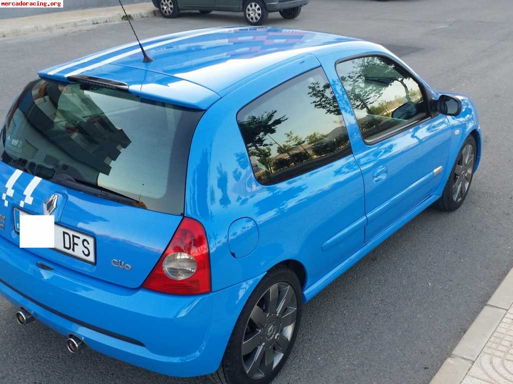 renault clio sport 182 cv impecable