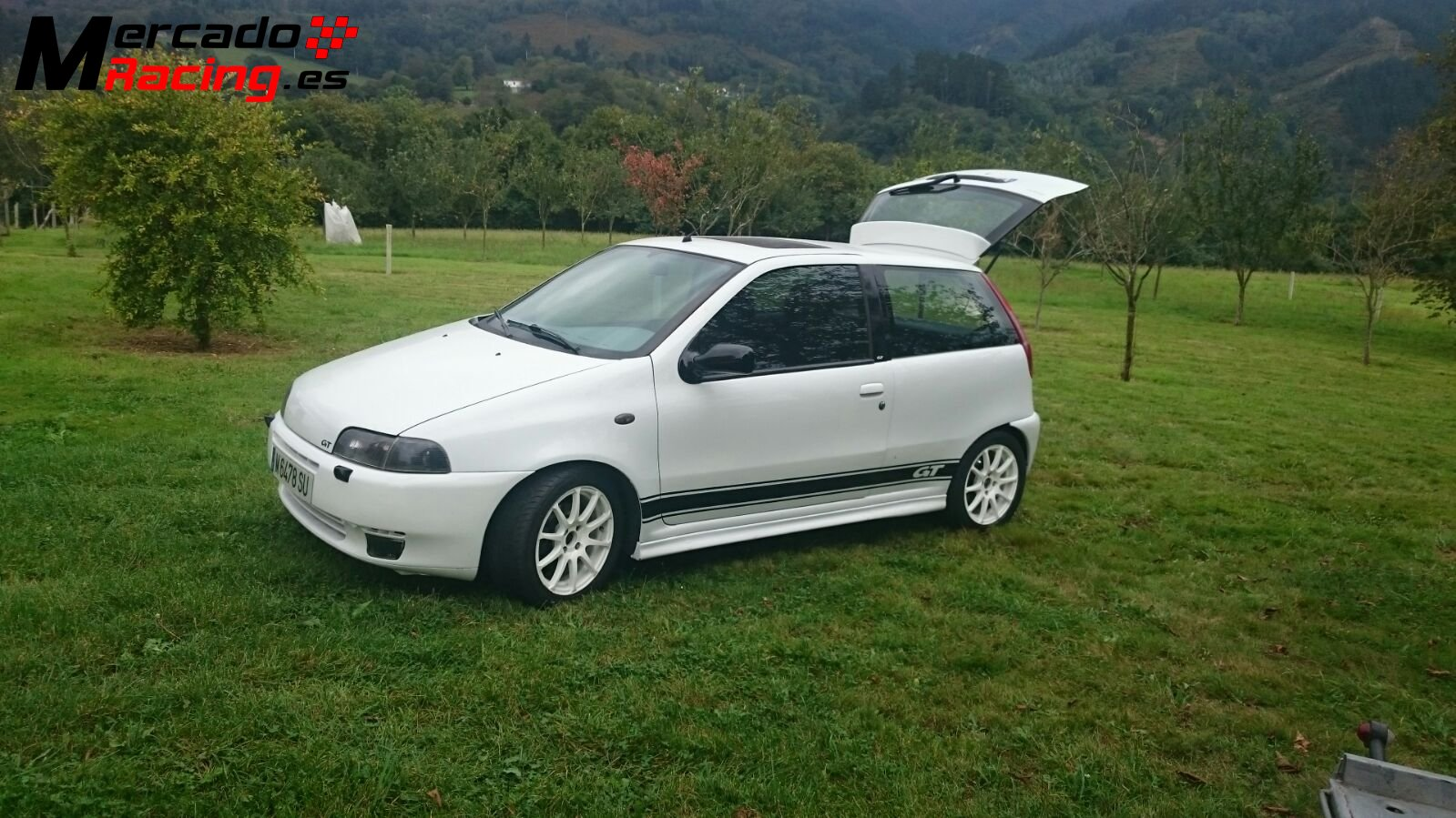 Vendo fiat punto gt turbo impecable mas mucho recambio on peugeot 308 turbo, nissan maxima turbo, jeep patriot turbo, fiat abarth turbo, nissan pulsar turbo, porsche cayenne turbo, audi q7 turbo, mitsubishi colt turbo, mini turbo, fiat uno turbo, audi a3 turbo, suzuki cultus turbo, volvo c70 turbo, nissan juke turbo, volkswagen golf turbo, toyota prius turbo, fiat coupe turbo, fiat 147 turbo, renault 5 turbo, honda beat turbo,