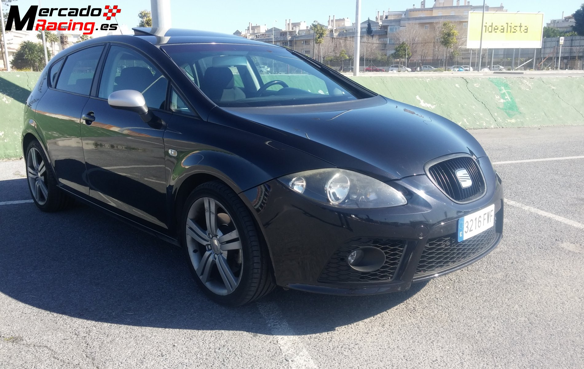 seat leon fr tdi 170 ofertas veh culos de calle. Black Bedroom Furniture Sets. Home Design Ideas