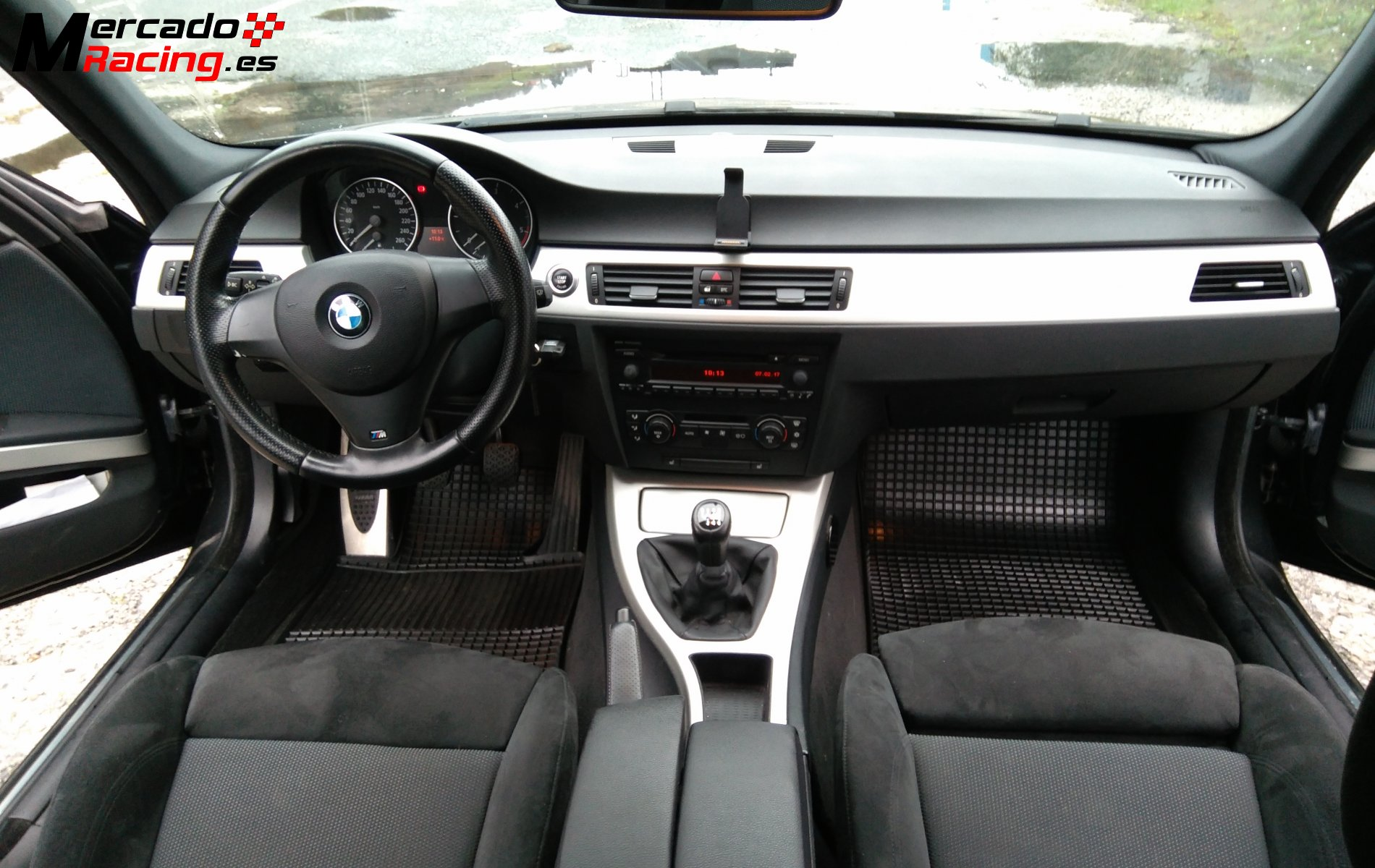 bmw 320d e91 pack m. Black Bedroom Furniture Sets. Home Design Ideas