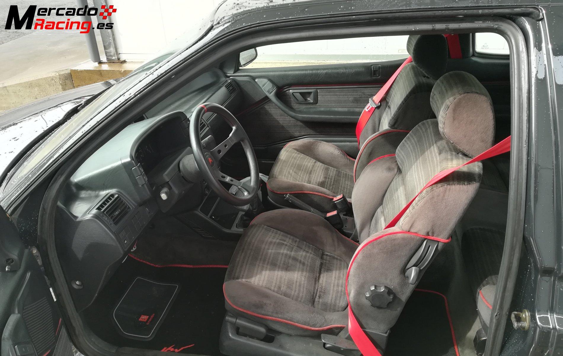Citroen Zx 16v Rfy 155cv
