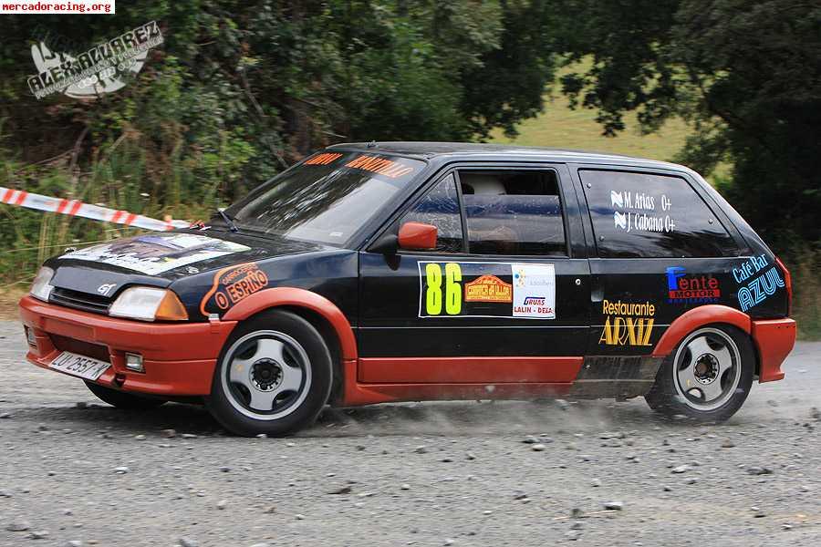 coches de rally venta: