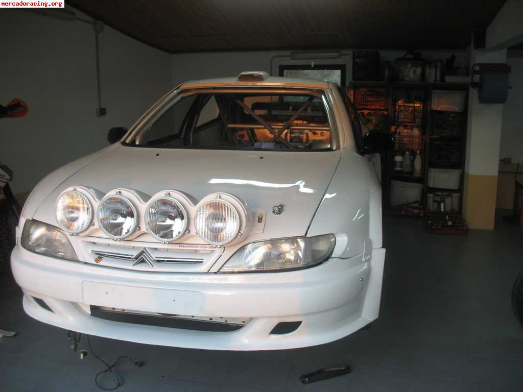 se vende xsara kit car venta de coches de competici n citro n. Black Bedroom Furniture Sets. Home Design Ideas