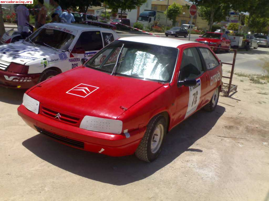 Vendo Citroen Zx Kit Car