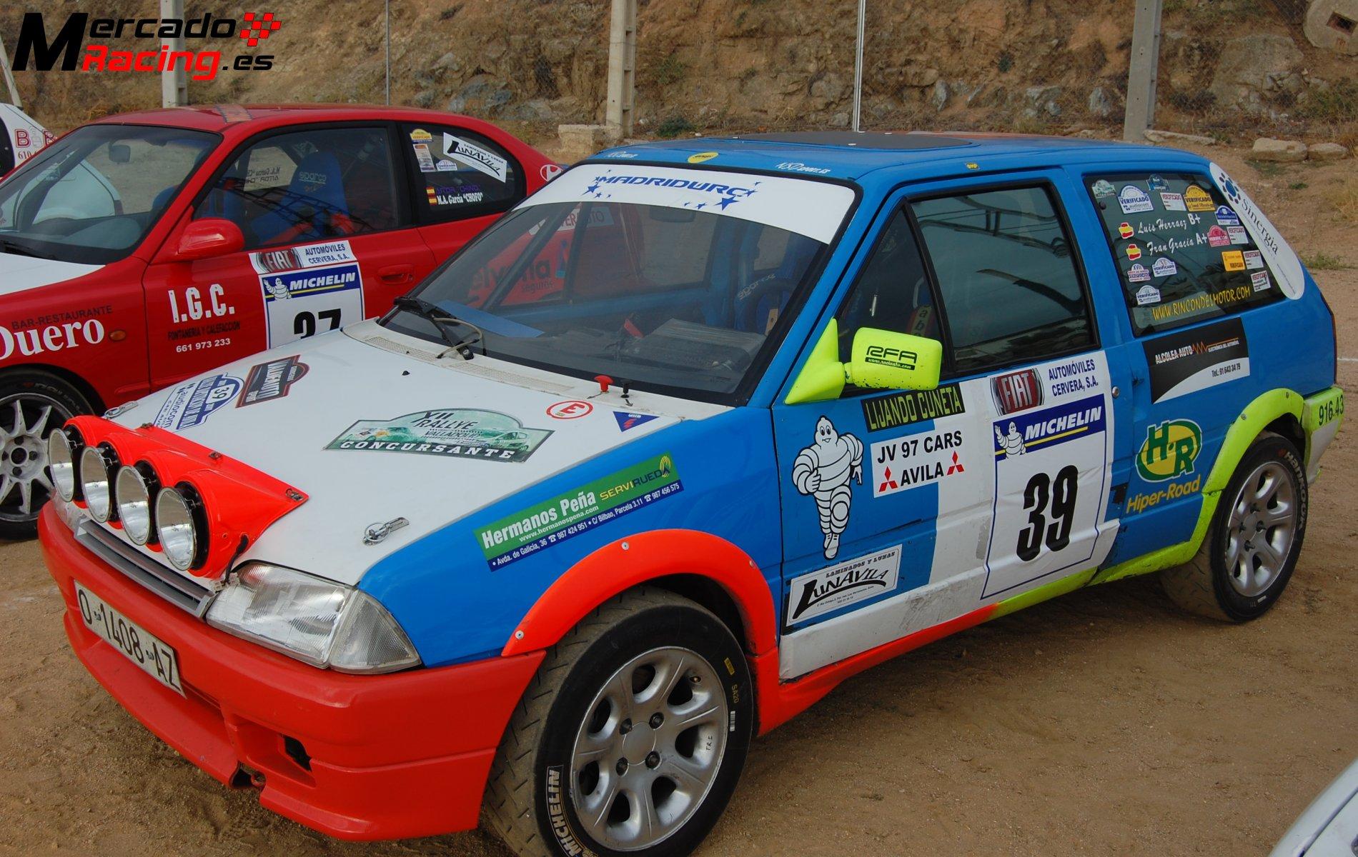 Citroen Ax Rally Venta De Coches De Competici 243 N Citro 235 N