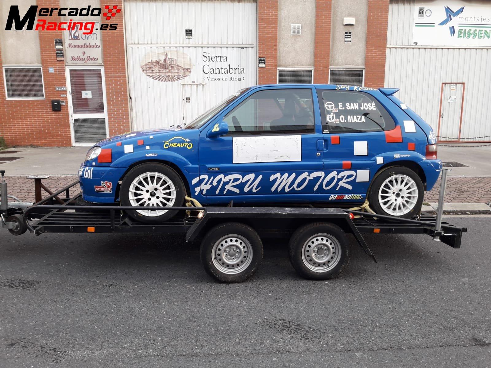 Saxo Vts 16v Rally 7000euros