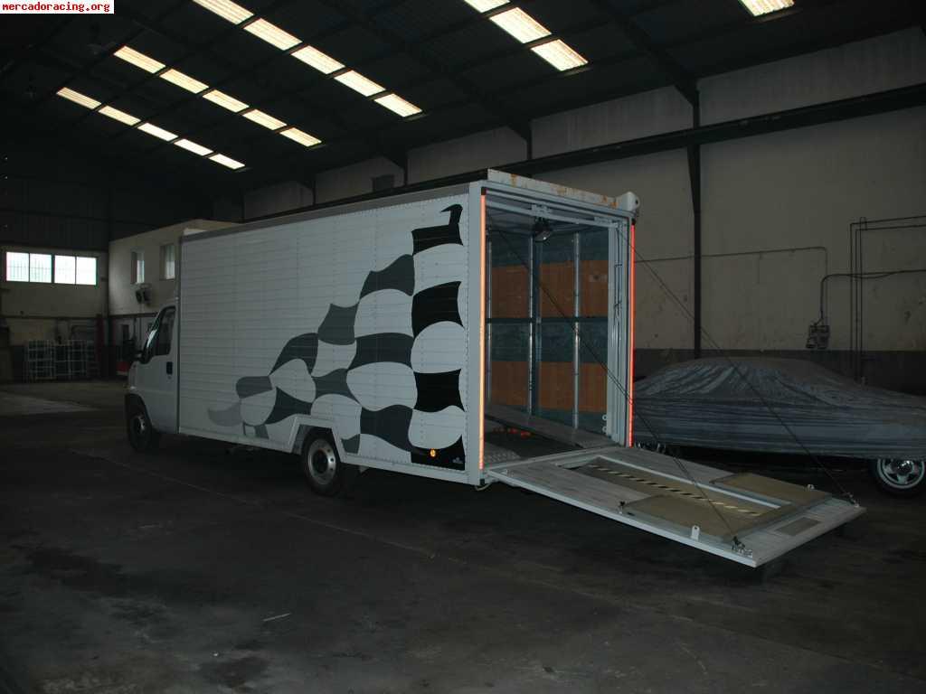 camion transporte  fiat ducato  nuevo precio