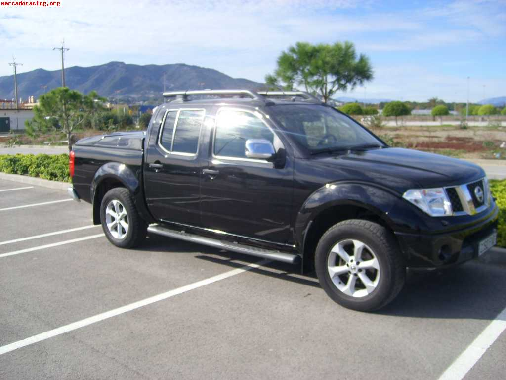 nissan navara pick up ago 2007. Black Bedroom Furniture Sets. Home Design Ideas