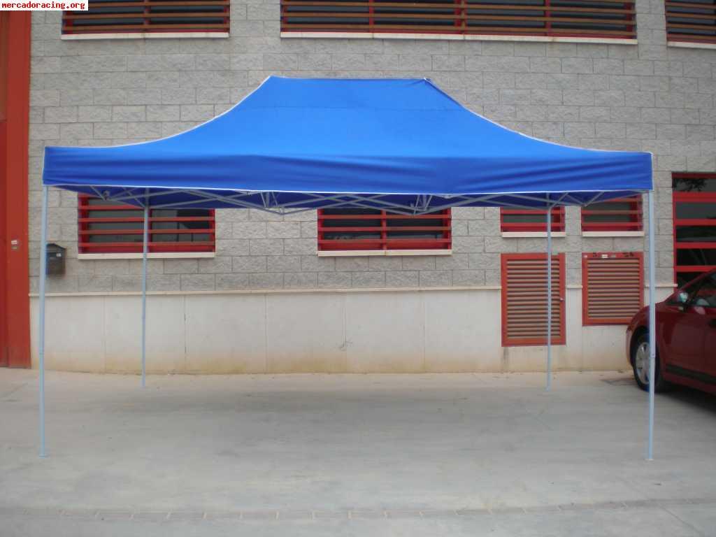Busco carpa plegable ofertas y demandas de remolques for Carpas para coches
