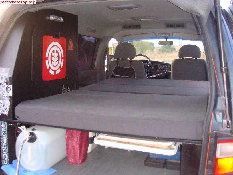 en venta hyundai h1 2 5 td camper ofertas y demandas de. Black Bedroom Furniture Sets. Home Design Ideas