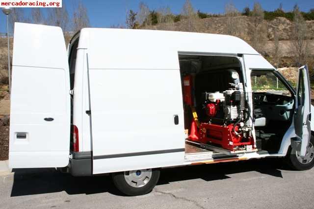 furgoneta taller movil neumaticos ofertas y demandas de