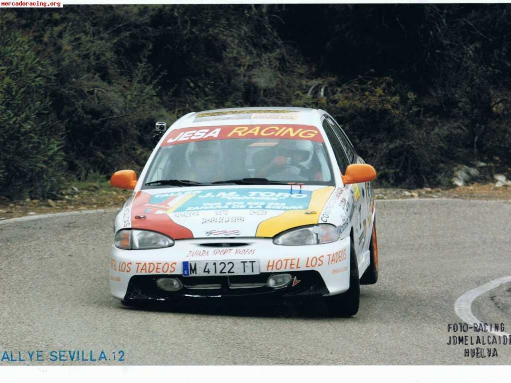 vehiculo competicion: