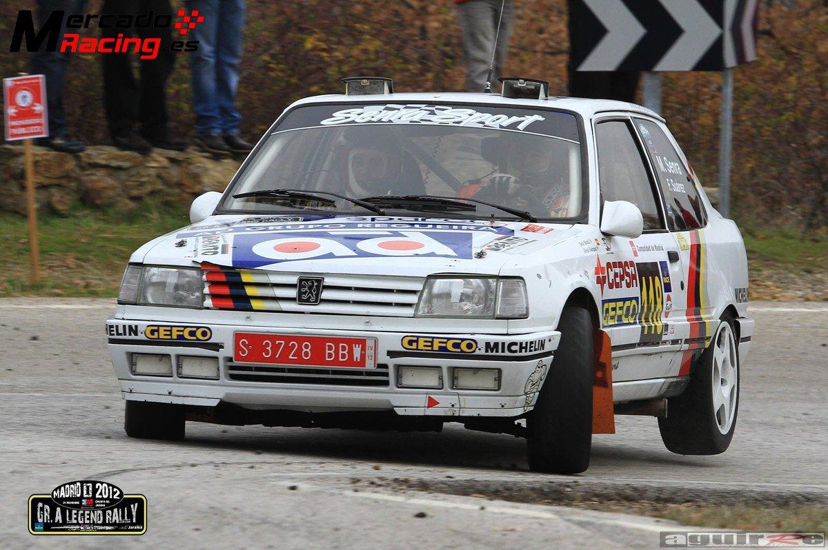 Compro Peugeot 309 Gr A