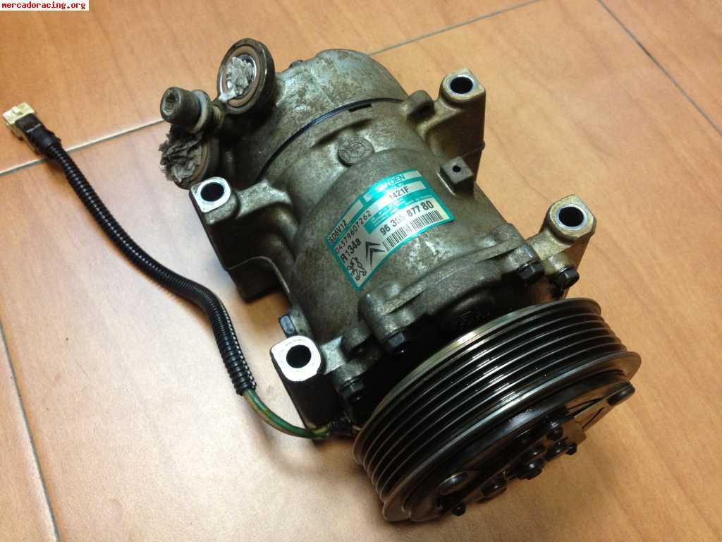 Compresor de aire acondicionado peugeot 206 demandas for Compresor de aire acondicionado
