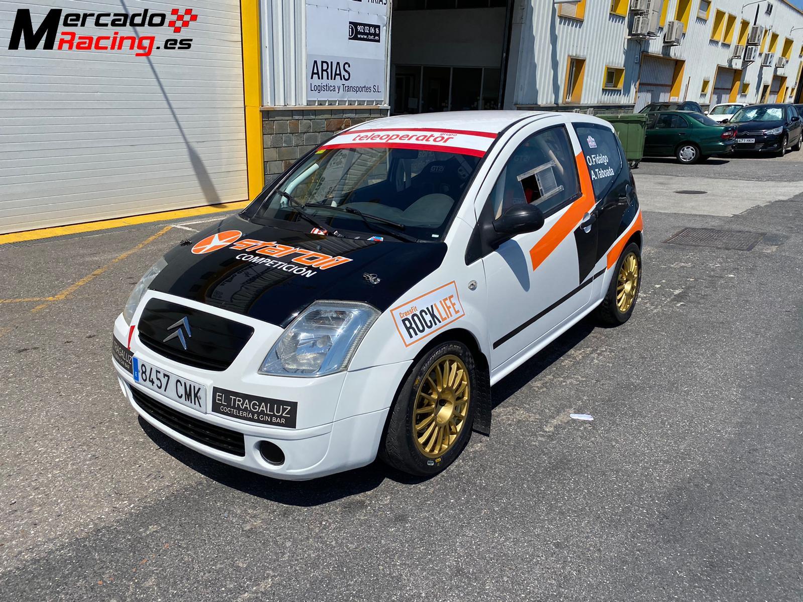 Citroen C2 De La Copa 170 Cv