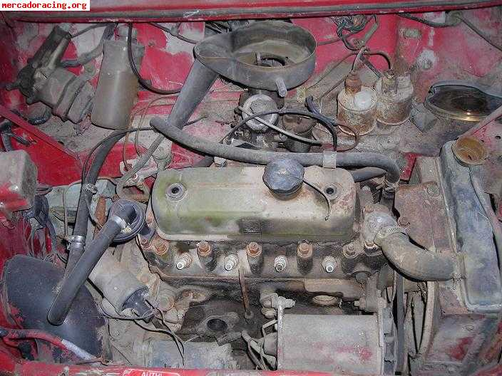 Mini 850 para restaurar - Mini clasico para restaurar ...