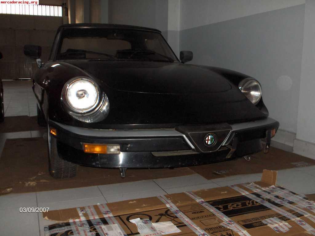 Alfa spider para restaurar venta de veh culos y coches - Clasico para restaurar ...