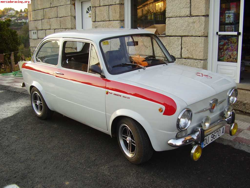 classic Fiat+abarth+1000