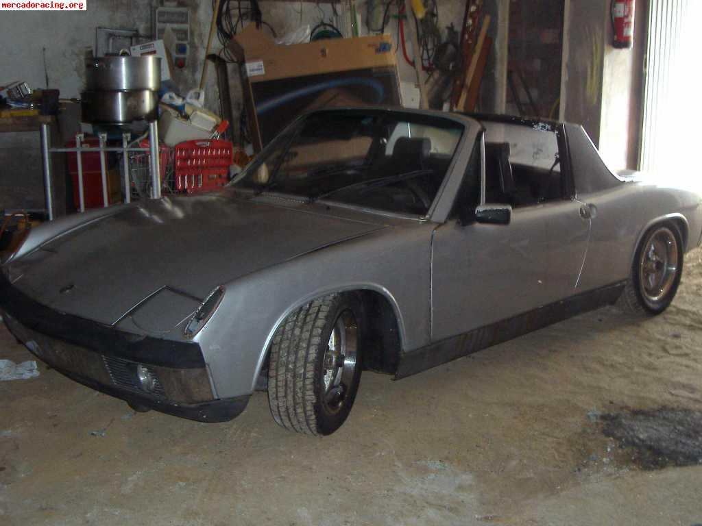Compro porsche 914 para restaurar venta de veh culos y - Clasico para restaurar ...