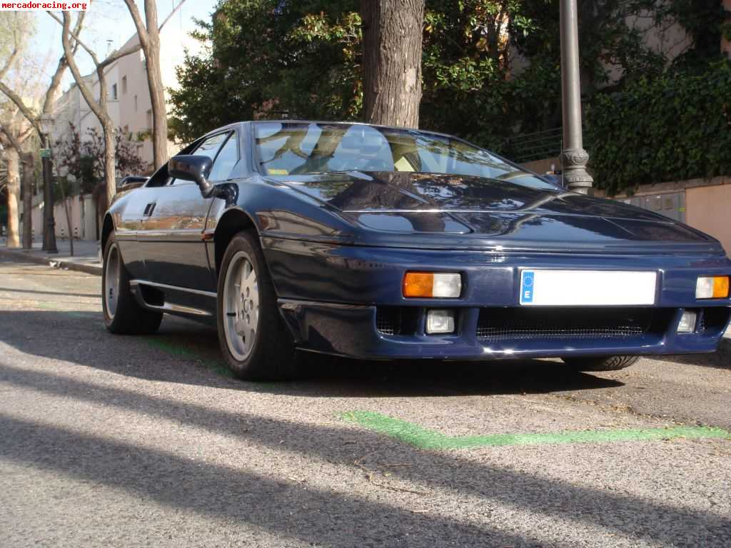1989 Lotus Esprit Turbo Se Related Infomation