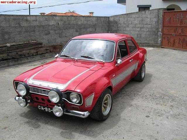 ford escort mk1 en venta