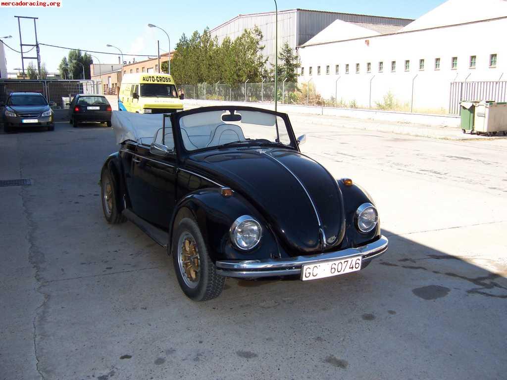 Volkswagen Escarabajo , toda su historia!