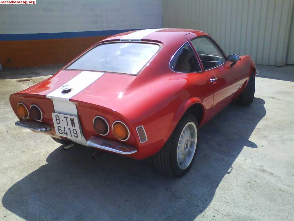 Opel Gt Del 73