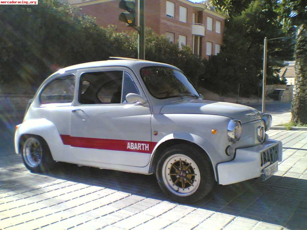 replica 600 abarth