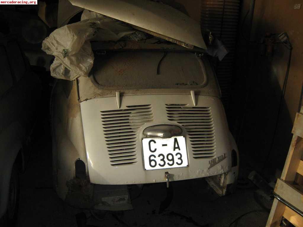 Vendo seat 600 para restaurar venta de veh culos y - Clasico para restaurar ...