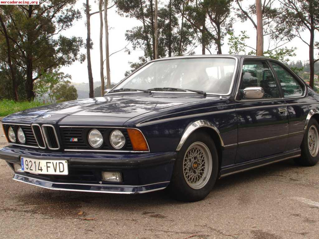 Bmw 635 Csi Año 79