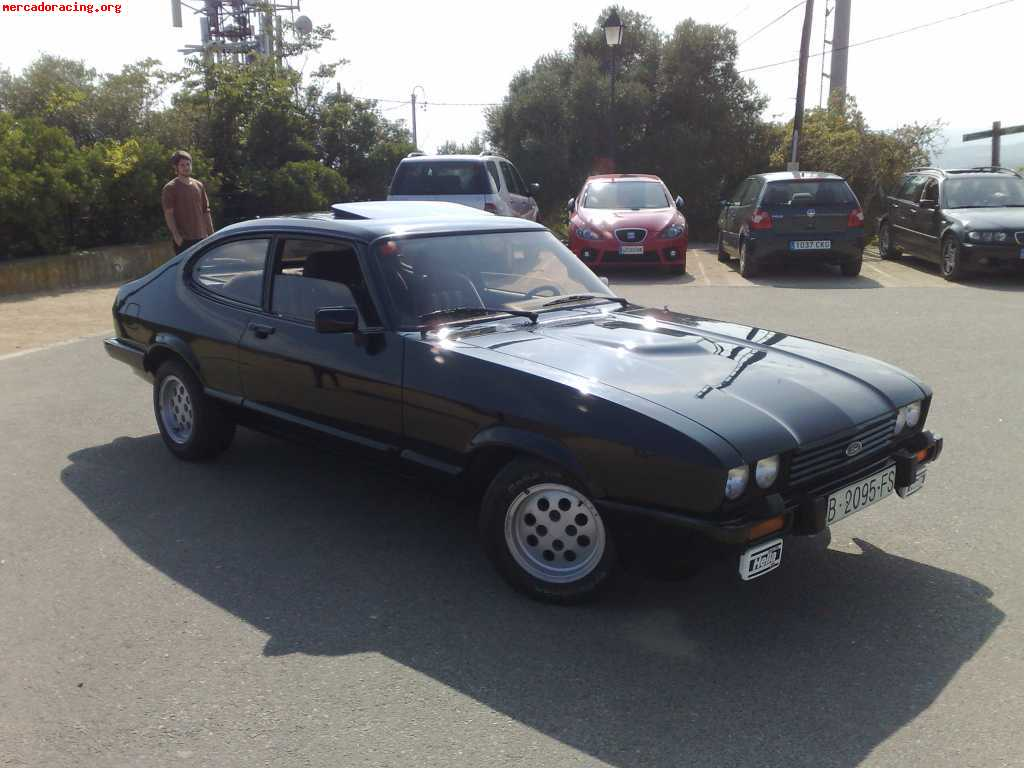 The Ford Capri is younger than