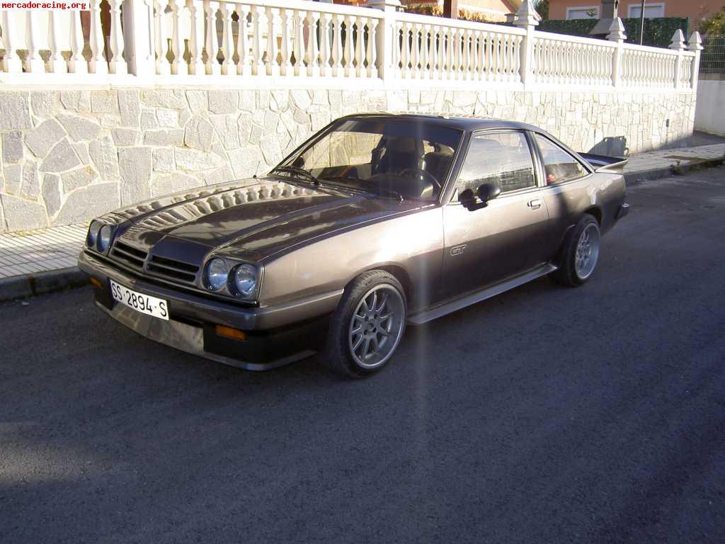 Opel Manta Gt Cc Info   2011