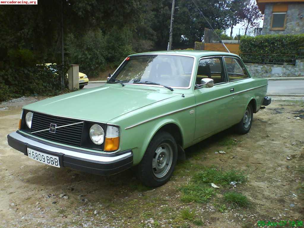 Vendo Volvo 242 1975