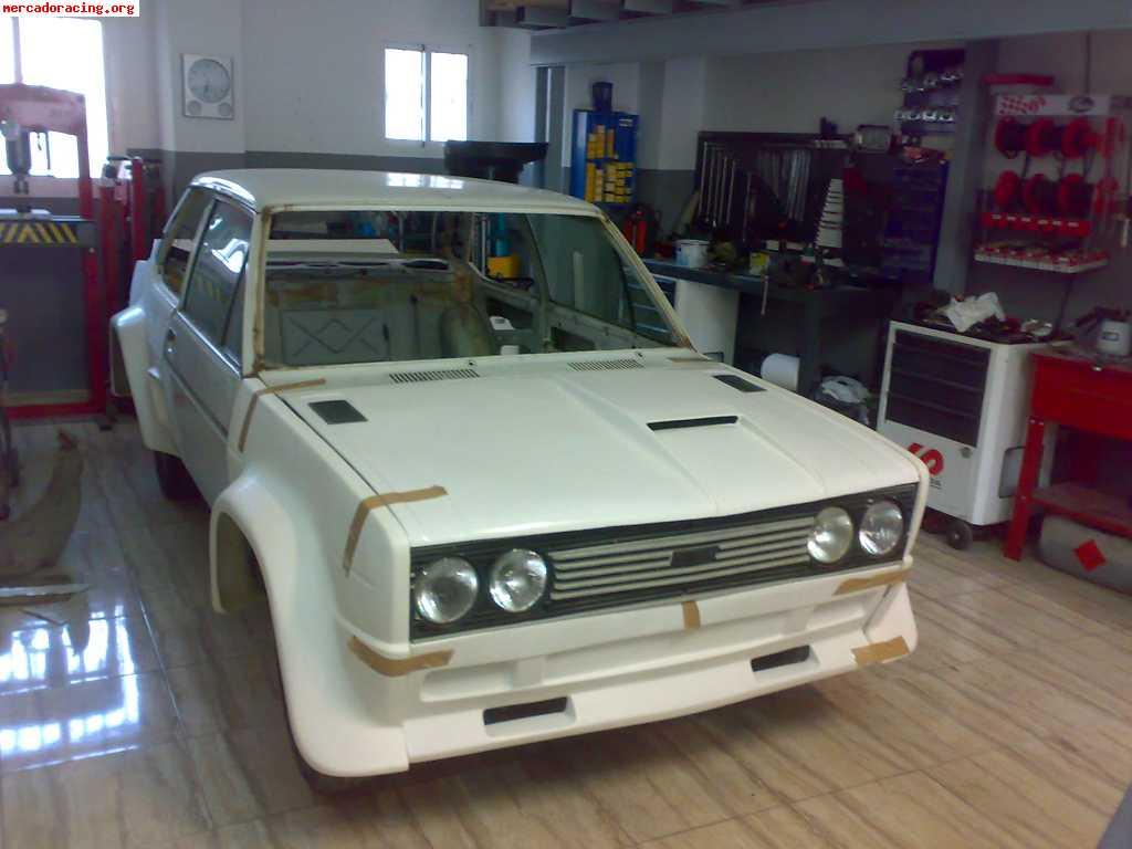 Fiat Replica Abarth