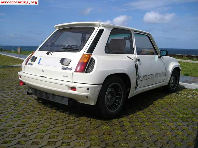 vendo renault 5 turbo 2 venta de veh culos y coches cl sicos. Black Bedroom Furniture Sets. Home Design Ideas