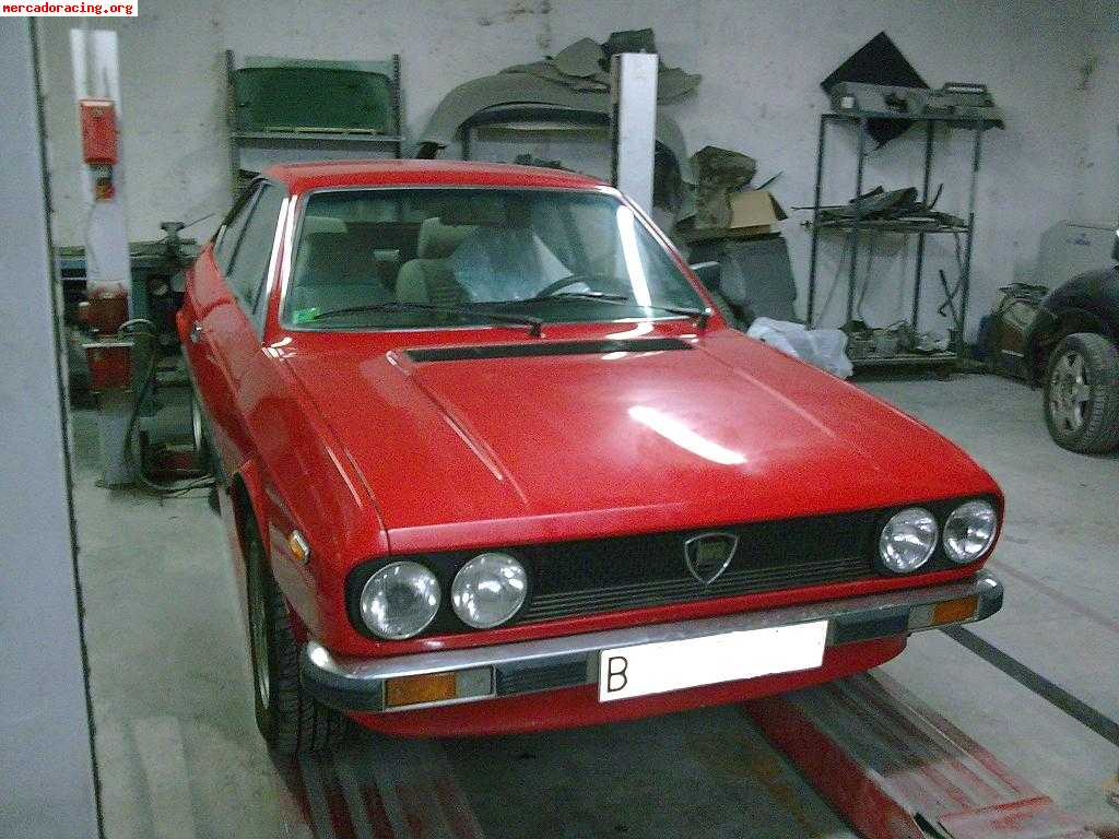 vendo lancia beta coupe