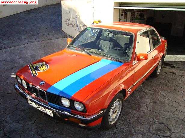 bmw 320i e30 1984 barcelona venta de veh culos y coches cl sicos. Black Bedroom Furniture Sets. Home Design Ideas