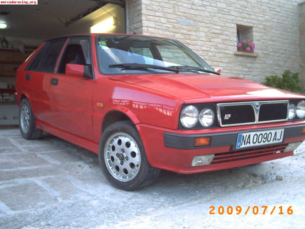 1985 Lancia Delta HF Turbo related infomation,specifications - WeiLi ...