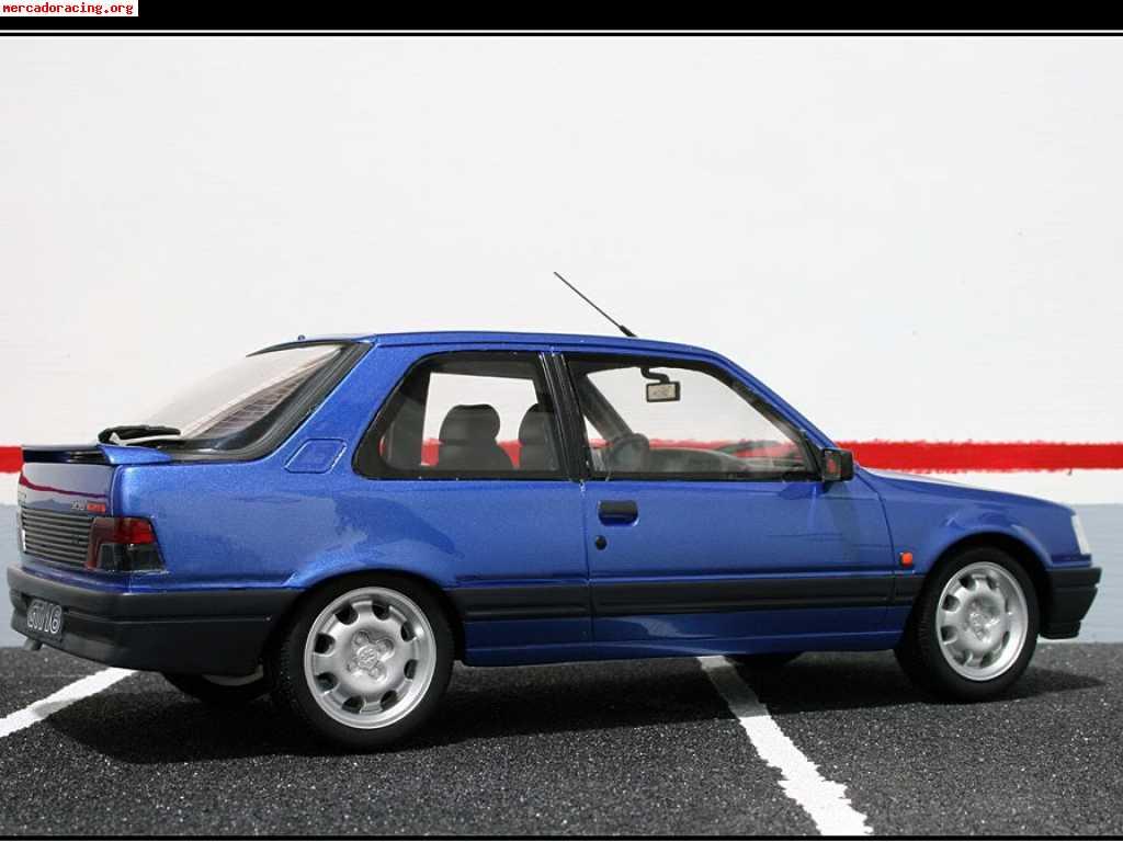 Peugeot 309 Gti 16v im...