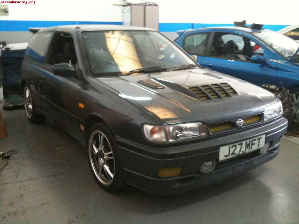 1991 Nissan Sunny Gti R Related Infomation Specifications